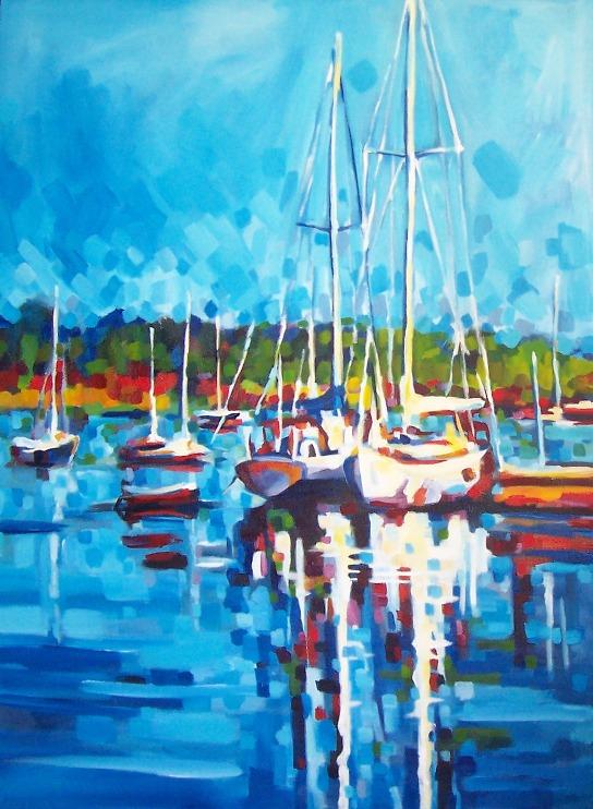aquatic park – love on the docks