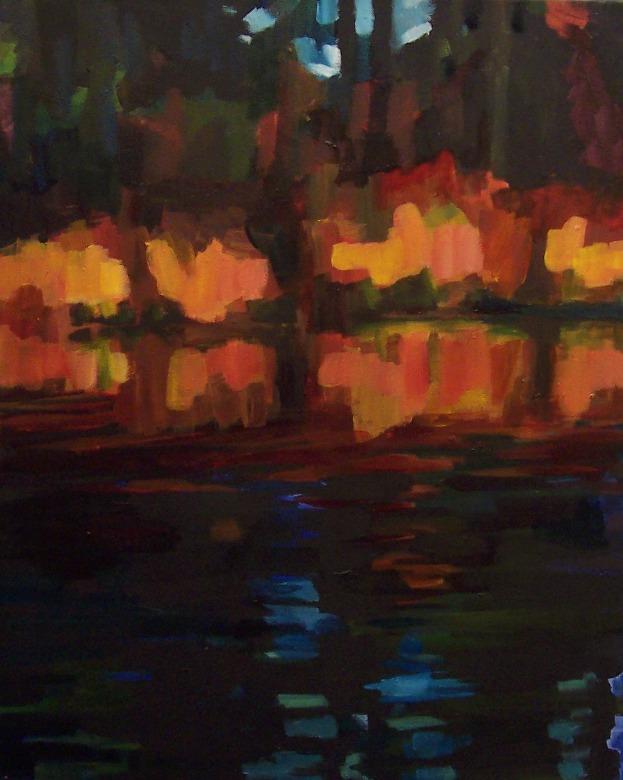 autumn in algonquin