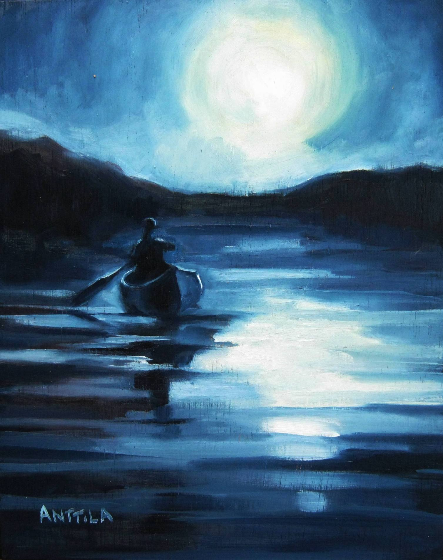 cinder lake